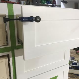 Drawer Front Installation