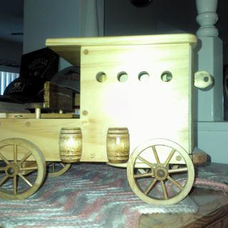 Mail Box Truck
