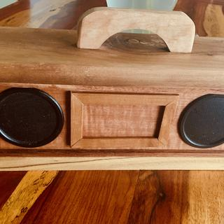 We love my Rockler Bluetooth speaker kit!  The sound is awesome.