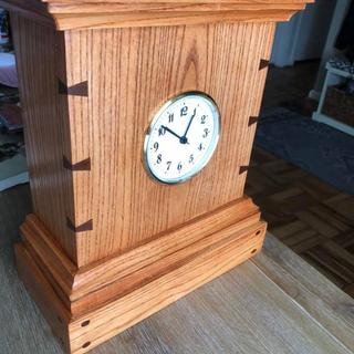 I used the Rockler router table dove tail spline jig and the dowel jig for my first mantle clock.