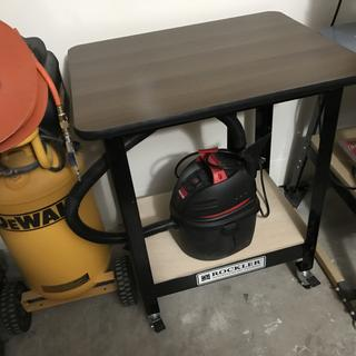 General purpose table I use with my Kreg pocket hole machine