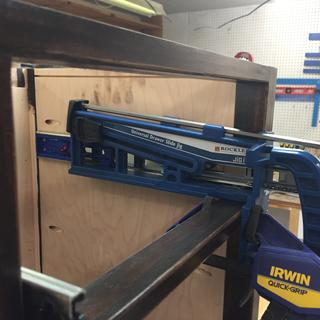 Rockler Universal Drawer Slide Jig Worked Great! Even In Places The Kreg  Couldnu0027t