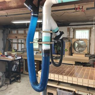 Line to Router Table,Jointer,Planer