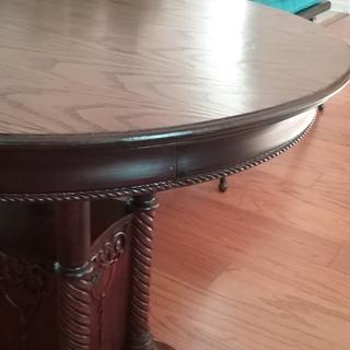 32 inch parlor table