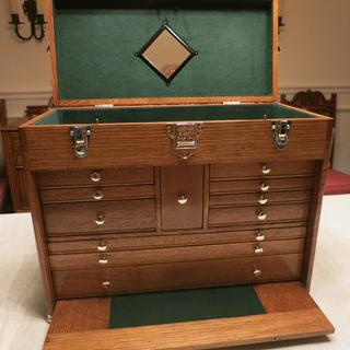 This is a Gerstner model O42 from the 60's that I restored.