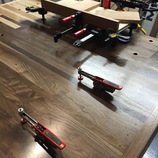 James Sandoval woodworking.