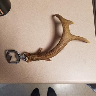 caveman bottle opener