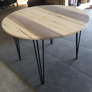 Finished table top