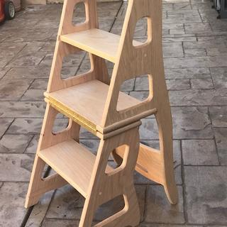 Awesome Convertible Step Stool Chair Downloadable Plan Spiritservingveterans Wood Chair Design Ideas Spiritservingveteransorg