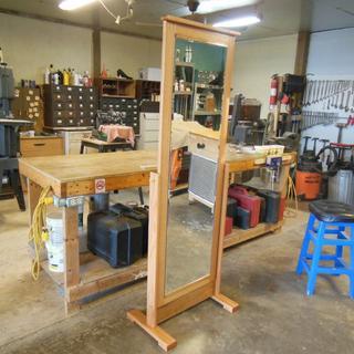 A Tilting Mirror I made