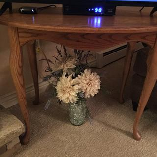 From coffee table to TV media table