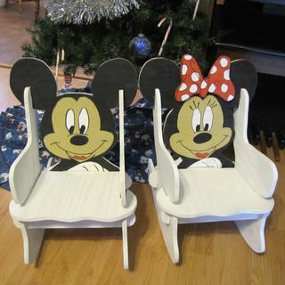 It worked really well !!!  Mickey and Minnie turned out great !!!!!