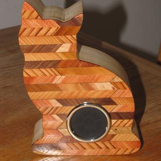 cat speaker - rockler speaker