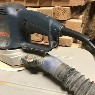 Swivel hose attached to my Bosch 3727 DEVS