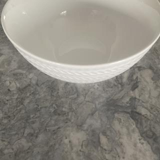 Included in set small bowls.