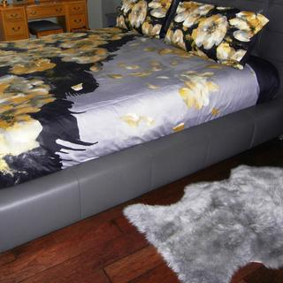 King sized duvet cover and matching shams