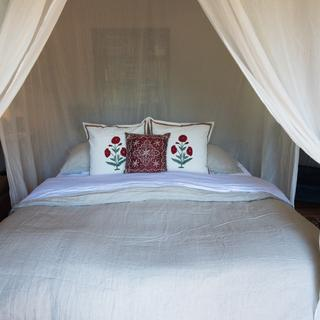 Pure Linen duvet cover and pillow shams