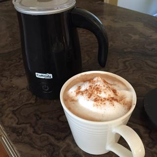 Loving my Caffitaly frother!