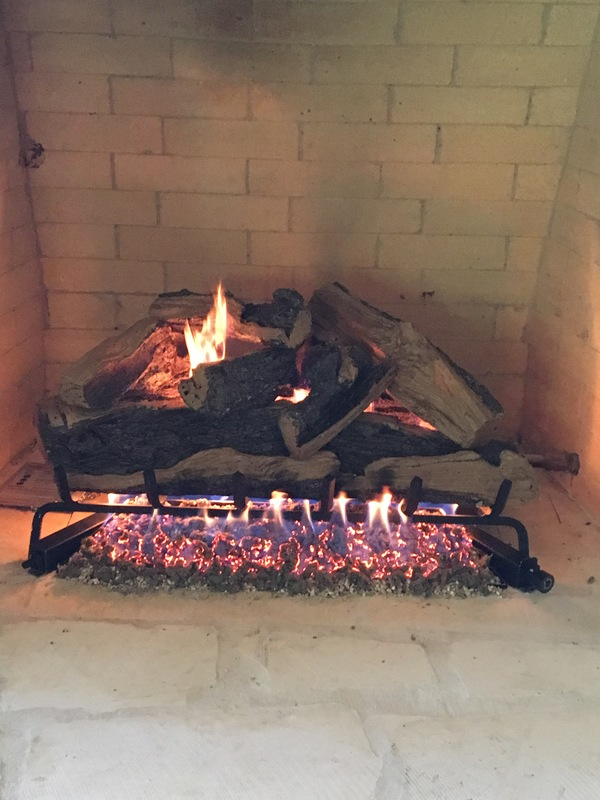 inches and aged charred available in atlanta free oak fireplace vent logs split sizes north gas