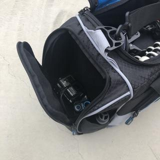 Use this for gopros and camera equipment.