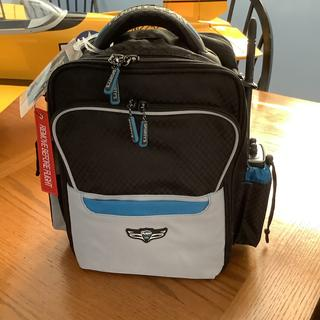Great bag! Holds everything I need for flying.