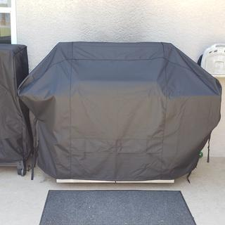 Perfect match to my grill cover from coverstore