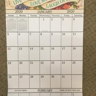 This calendar is so useful