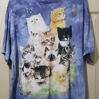 Great shirt for the Crazy Cat Lady like myself. :)