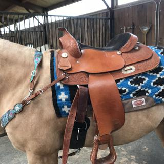 Matches my saddle perfectly