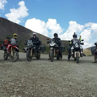The 6 Horsemen Old monarch pass  COBDR