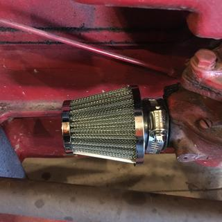 1940 9N tractor new air filter