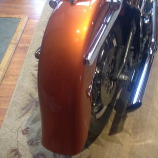 Nice fender, easily mounted and a good price.