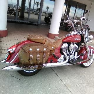 2014 Indian Chief Vintage.