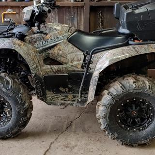 2016 Grizzly 700