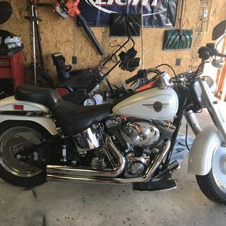 2002 Harley fatboy