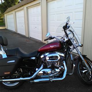 Harley-Davidson XL1200T