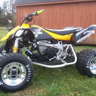 Can-am DS450XXC