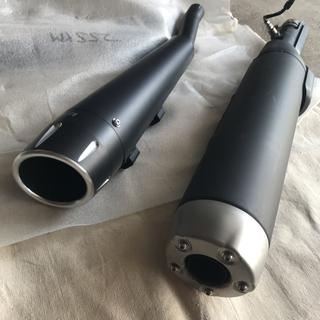 Exhaust compared to stock