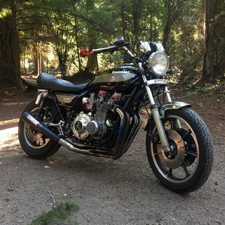 1980 KZ1000 LTD