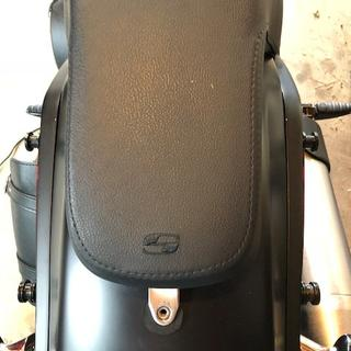 rear mount from an old seat - alignment works