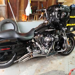 Looking forward to showing the new exhaust this summer.