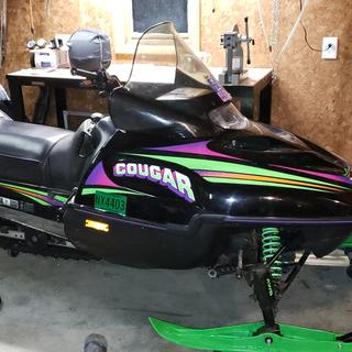 Makes my old sled feel young again!