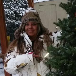 Lovin my Winter wear in Alaska!!