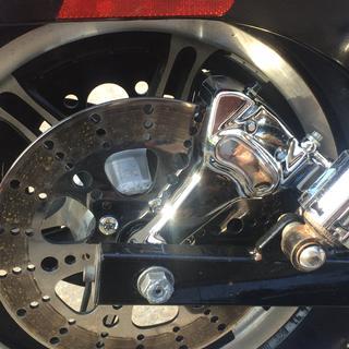 Looks great. Excellent braking.