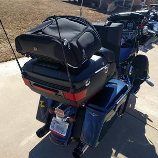Saddlemen Trunk/Rack Bag