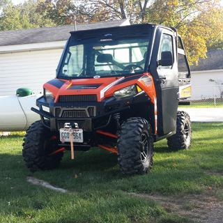 "Xp900 ranger 27""x12""-12"" bighorns fr and rear"
