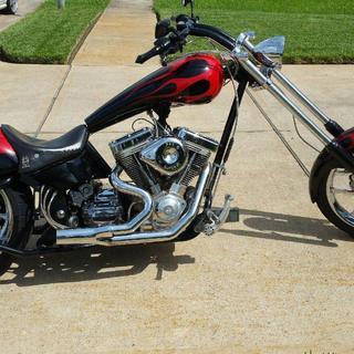 "06' Paramount Custom Cycle 113"" S&S"