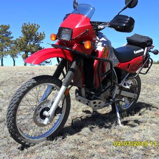 Good coverage and wise investment if you ride off-road.