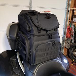 Saddlemen Seat Bag - BMW K1600GTL