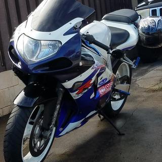 2001 GSXR 600